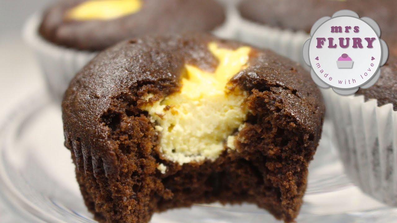 Starbucks black & white Muffins zu Hause backen | Rezept Chocolate ...