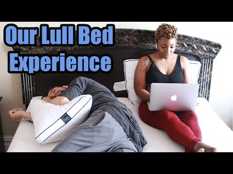 Lull Bed Mattress Review (Bed In A Box Unboxing) | Naturally Nellzy