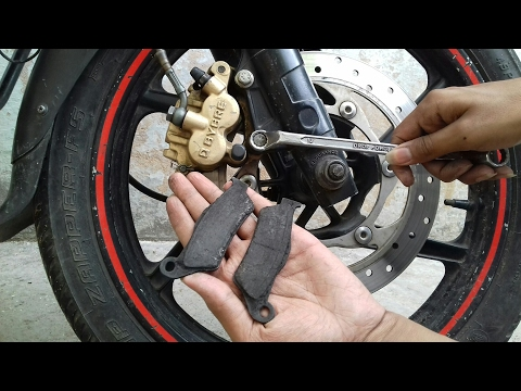 Brake Pad Change