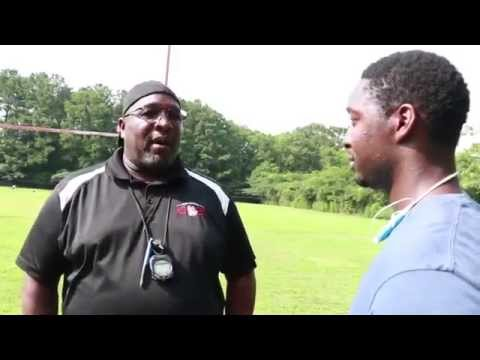 Rockdale County High School Coach Q%26A