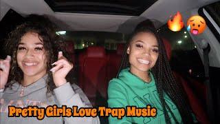 MY LIT PLAYLIST * Pretty Girls Love Trap Music* 💅🏼    @Savay RATES MY MUSIC TASTE