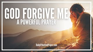 Prayer For Forgiveness Of Sins, Renewal, and Repentance