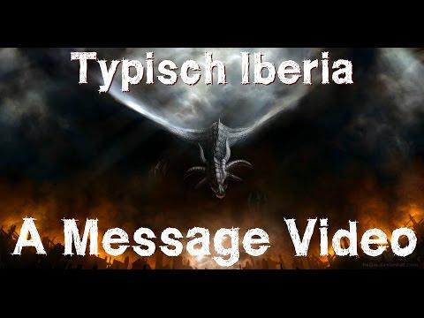 Typisch Iberia ( 7 )    Awake The Power in Yourself [4Story CINEMA]