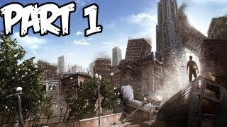 I Am Alive Gameplay Walkthrough Part 1 HD (XBLA/Xbox 360/PS3/PSN Commentary)
