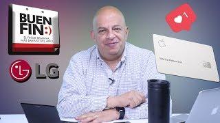 LG G8X, Buen Fin, ¿Apple discrimina? y servicio de hackers - TAG 365