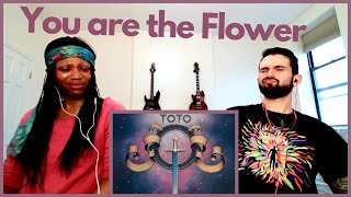 """TOTO """"YOU ARE THE FLOWER"""" (reaction)"""