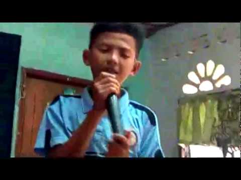 AIDIL HIQAL- SAMBUT LAH KASIH KU- COVER LOVE HUNTER