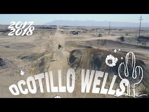 It's Desert Season! // Ocotillo Wells Highlights 2017-2018