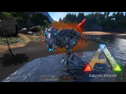 bionic alpha rex ark survival evolved xbox one youtube