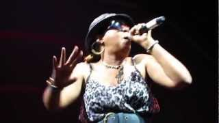 Rah Digga- Lessons of Today / Down For The Count @ Prospect Park (Brooklyn), NYC
