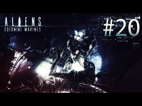 #20 Let's Play Aliens Colonial Marines (DE/HD/Blind)-Zerstör