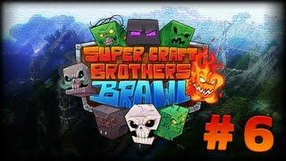 SuperCraftBros #6 - Грибной Рай