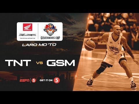 Full Game: TNT vs. Ginebra | PBA Governors' Cup 2018 Mp3