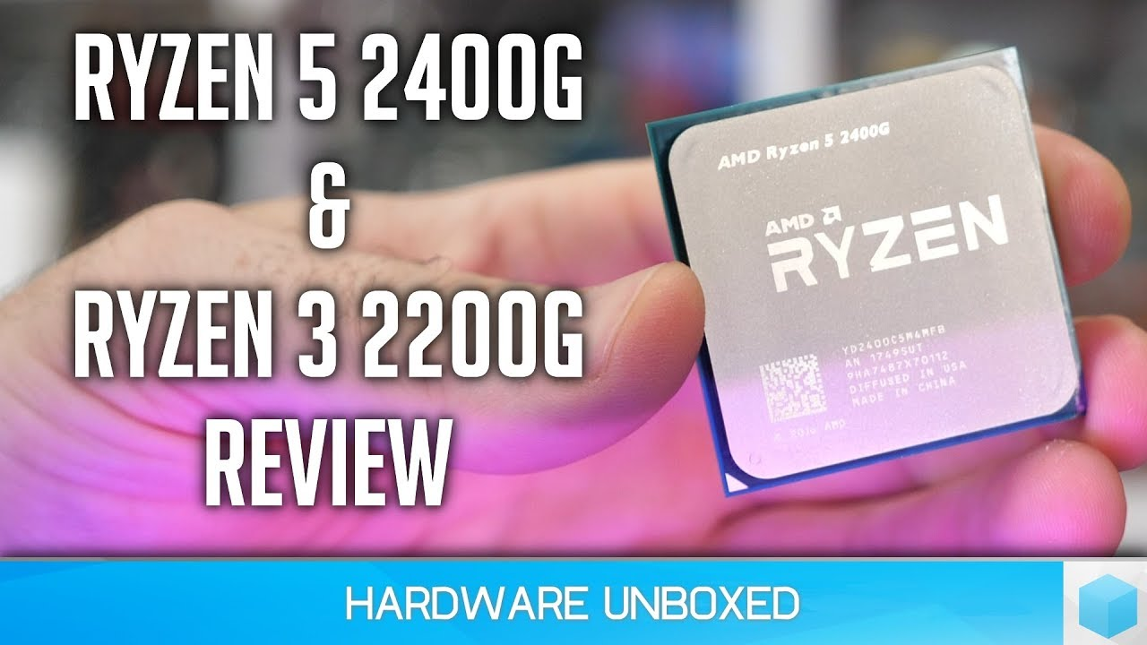 AMD Ryzen 3 2200G Quad-core    YD2200C5FBBOX from Mike's Computer