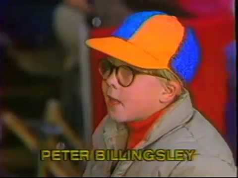 1983 Macy's Parade: Peter Billingsley