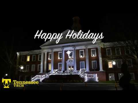 Tennessee Tech's Holiday Greeting - 2019
