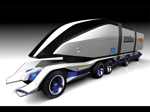 Futuristic Trucks YouTube