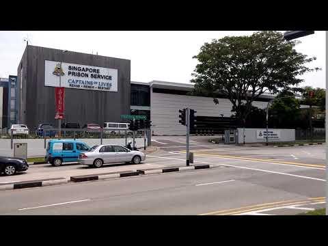 Singapore Prison at Changi