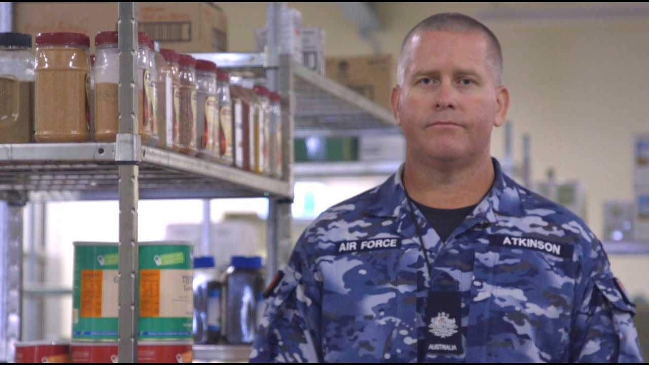 Our Air Force, Our People | Warrant Officer Scott Atkinson