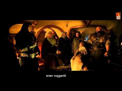 Lo Hobbit~Il canto dei Nani