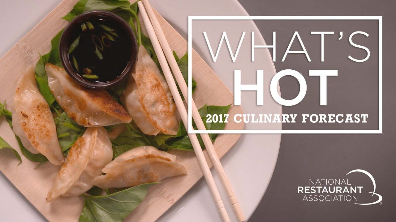 what's hot culinary forecast | national restaurant association