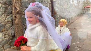 БЕЗЗУБАЯ НЕВЕСТА !!! Свадьба понарошку