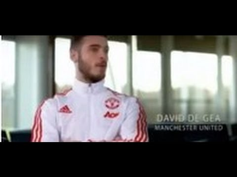 David De Gea Interview- I want to become a Manchester United legend
