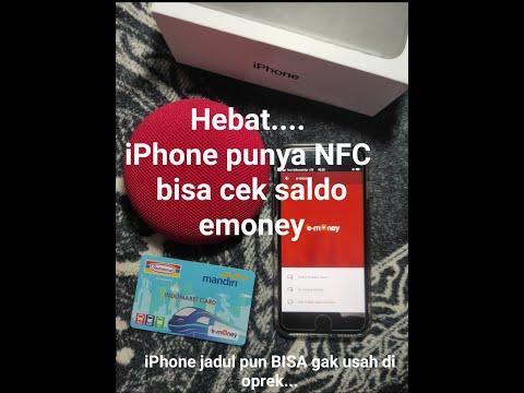 Iphone 7 Punya NFC, Cek Emoney Jadi Gampang.