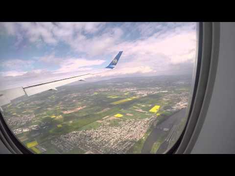 Condor 767 - Frankfurt To Cancun - Gate, Boarding, Taxi, Takeoff, In Flight, Landing, Deboarding