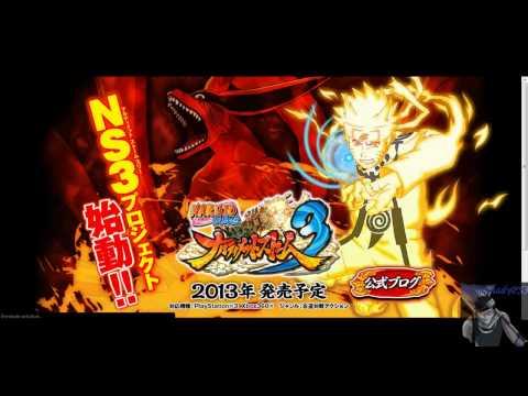 Naruto Shippuden Ultimate Ninja Storm 3. Web Oficial!