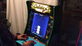 Donkey Kong High Score on Modded Arcade1Up - $5 Phone and Tablet Stand