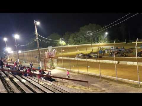 Potomac Speedway Nationals!!  Hobbystock Heat 1(10/24/16)
