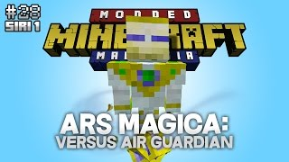 Modded Minecraft Malaysia - E28 - Ars Magica: Versus Air Guardian