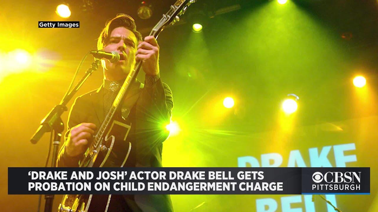 Actor Drake Bell gets probation on child endangerment charge
