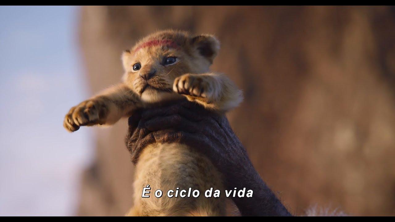 O Rei Leão - Hoje nos cinemas