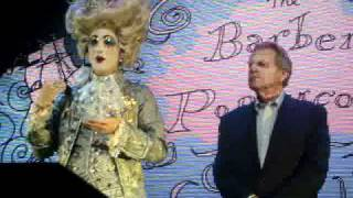 Prince Poppycock's message about acceptance on agt tour in Milwaukee