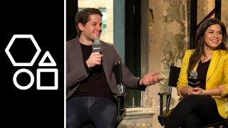 Filming Sex Scenes with America Ferrera | AOL BUILD