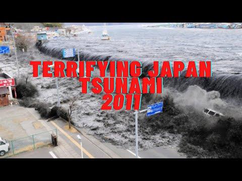 Natural Disasters Japan's Tsunami