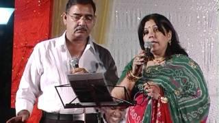 adha hai chandrama raat aadhi..film navrang.Resung by krishnasukhwal&anitasukhwal