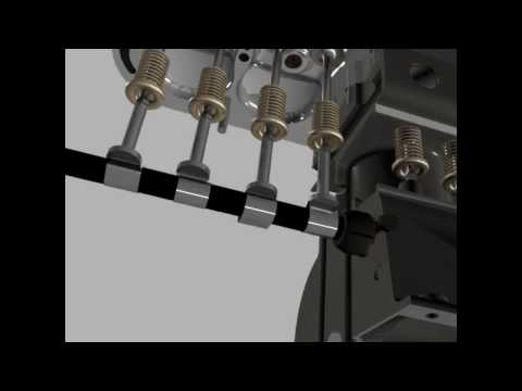 UC Berkeley E128 Final Project - Model T Engine