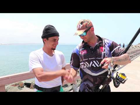 ASFN Fishing Vlog 0151 - The Summer Fish Are Here - Durban