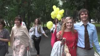 Свадьба Третьякова Ивана и Каныгиной Ксении
