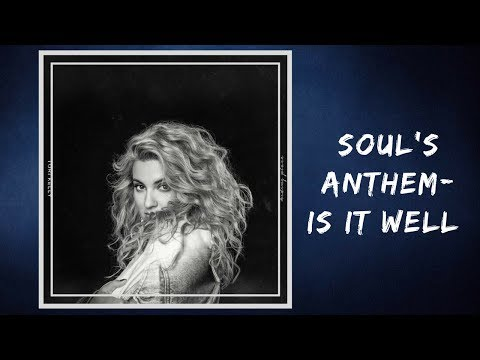 Tori Kelly - Soul's Anthem (Is It Well) (Lyrics)