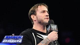 CM Punk defies Kane: SmackDown, Jan. 24, 2014