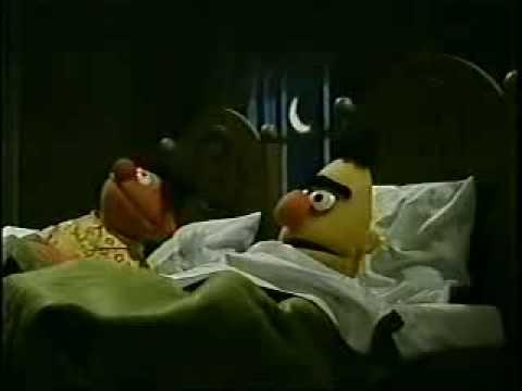 Classic Sesame Street - Ernie and Bert imagine the park