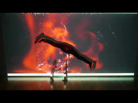 KINECT | PROJECTOR DANCE