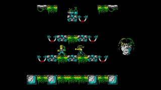 Fist-Ro Fighter (2016) Walkthrough, ZX Spectrum