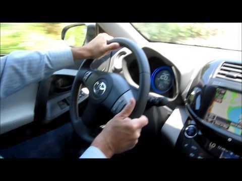 2012 Toyota RAV4 EV: First Drive
