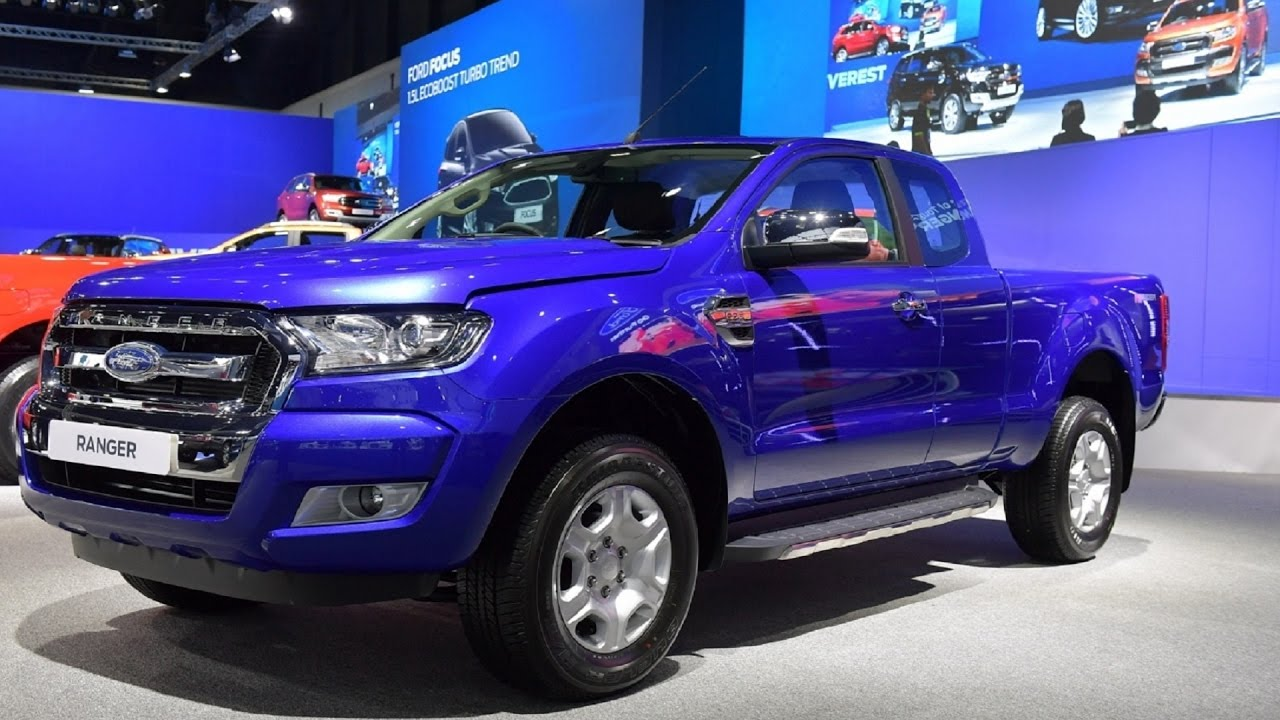 2018 Ford Ranger 2 2 Hirider Youtube