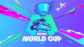 So Im going to the World Cup...
